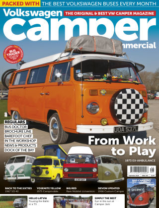 Volkswagen Camper and Commercial 143