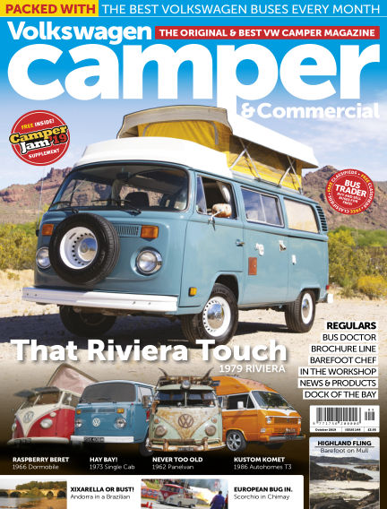 Volkswagen Camper and Commercial September 25, 2019 00:00