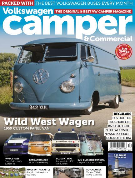 Volkswagen Camper and Commercial October 30, 2019 00:00