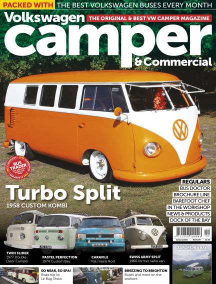 Volkswagen Camper and Commercial December 23, 2019 00:00