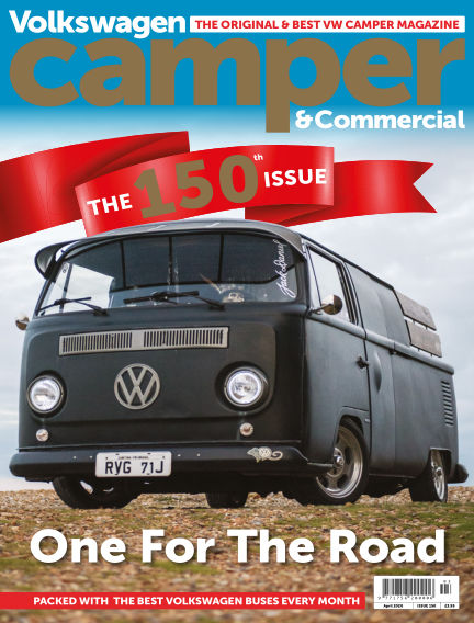 Volkswagen Camper and Commercial March 25, 2020 00:00