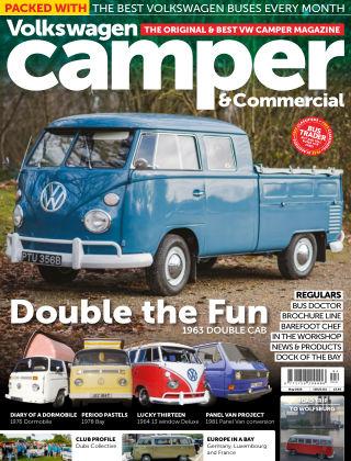 Volkswagen Camper and Commercial 151
