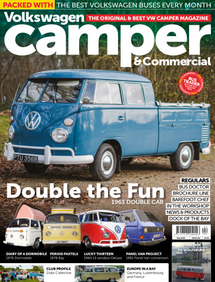 Volkswagen Camper and Commercial April 29, 2020 00:00