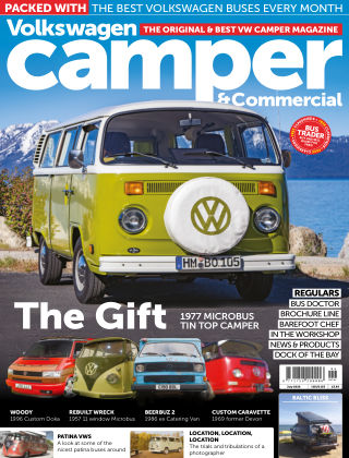 Volkswagen Camper and Commercial 153