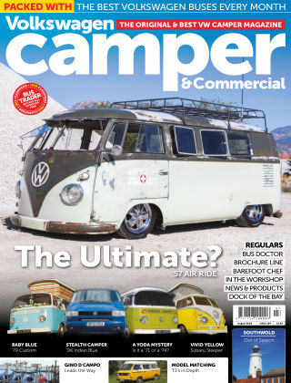Volkswagen Camper and Commercial 154