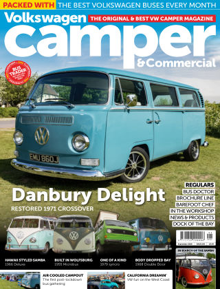Volkswagen Camper and Commercial 155