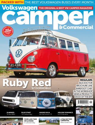 Volkswagen Camper and Commercial 156