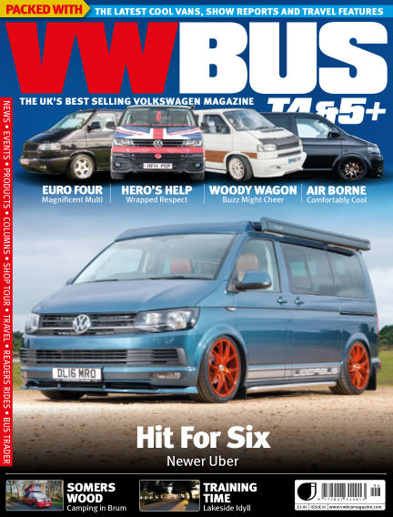 VW Bus T4 & T5+ May 10, 2017 00:00