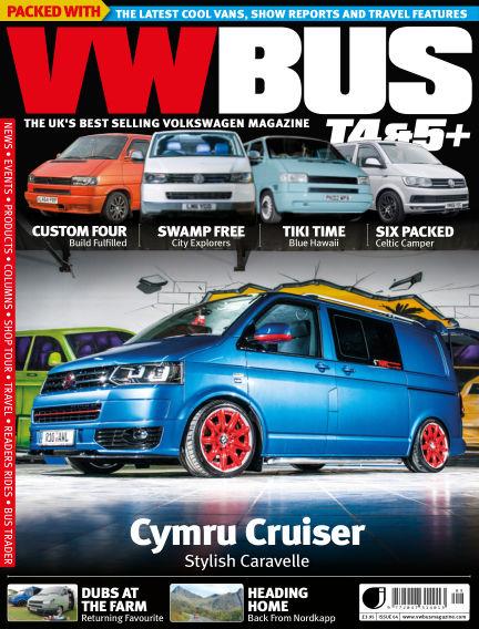 VW Bus T4 & T5+ August 09, 2017 00:00