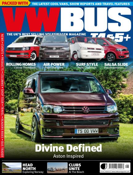 VW Bus T4 & T5+ July 12, 2017 00:00