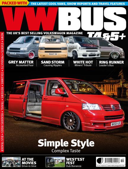 VW Bus T4 & T5+ September 13, 2017 00:00