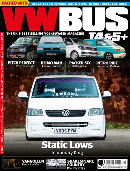 VW Bus T4 & T5+ November 08, 2017 00:00