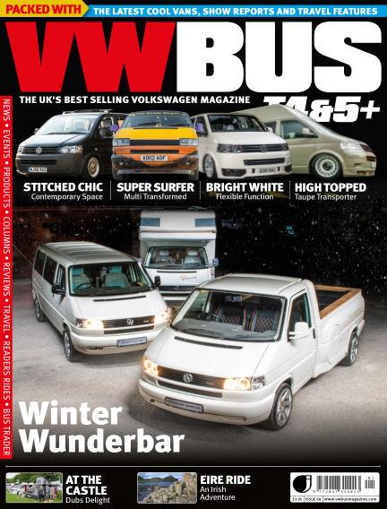 VW Bus T4 & T5+ December 13, 2017 00:00