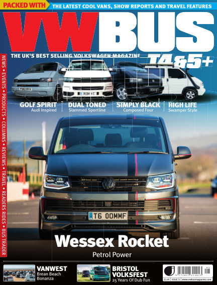 VW Bus T4 & T5+ April 01, 2018 00:00
