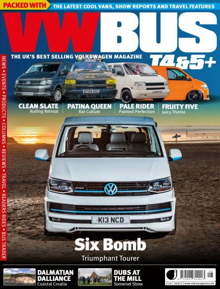 VW Bus T4 & T5+ July 11, 2018 00:00