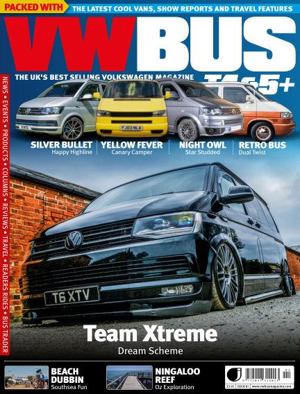 VW Bus T4 & T5+ January 09, 2019 00:00