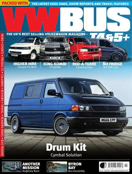 VW Bus T4 & T5+ June 12, 2019 00:00