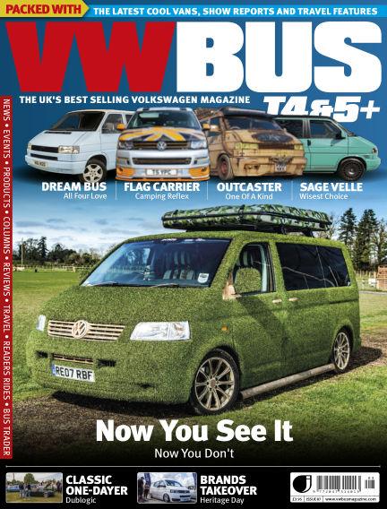 VW Bus T4 & T5+ July 10, 2019 00:00