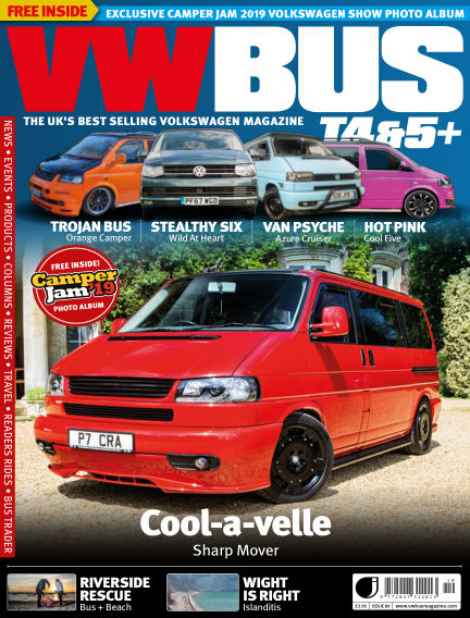 VW Bus T4 & T5+ September 11, 2019 00:00