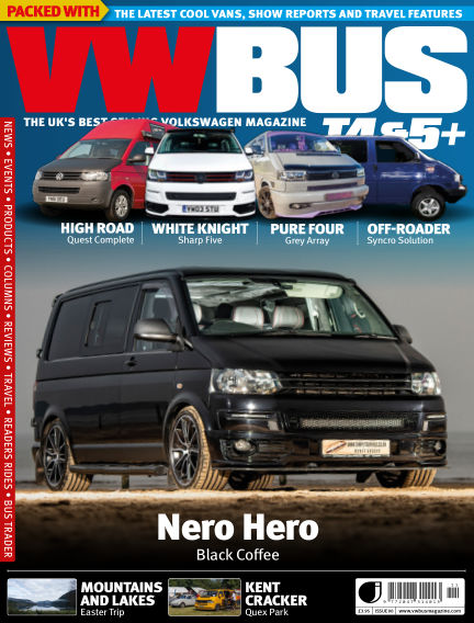 VW Bus T4 & T5+ October 09, 2019 00:00