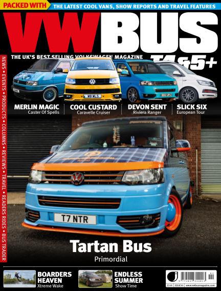 VW Bus T4 & T5+ January 08, 2020 00:00