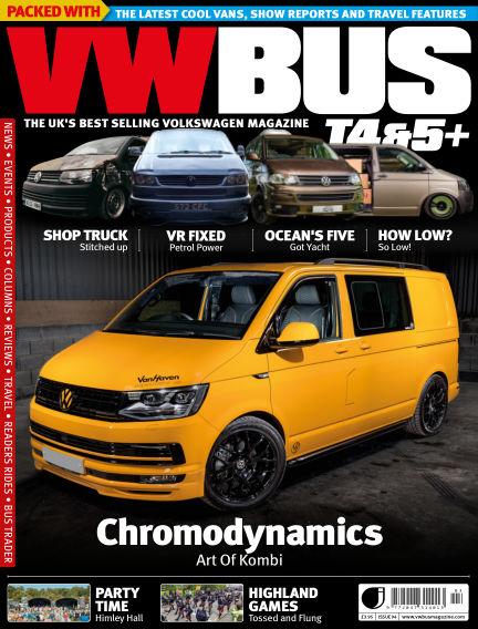 VW Bus T4 & T5+ February 12, 2020 00:00