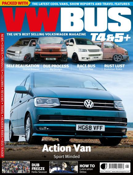 VW Bus T4 & T5+ April 08, 2020 00:00