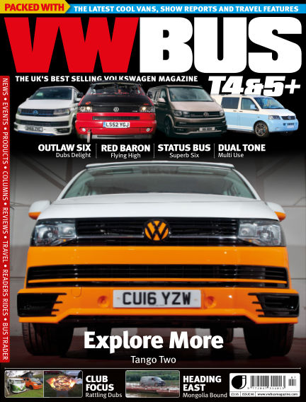 VW Bus T4 & T5+ June 10, 2020 00:00