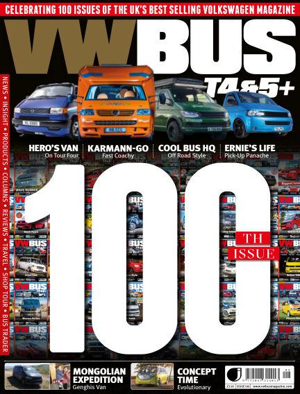 VW Bus T4 & T5+ August 12, 2020 00:00