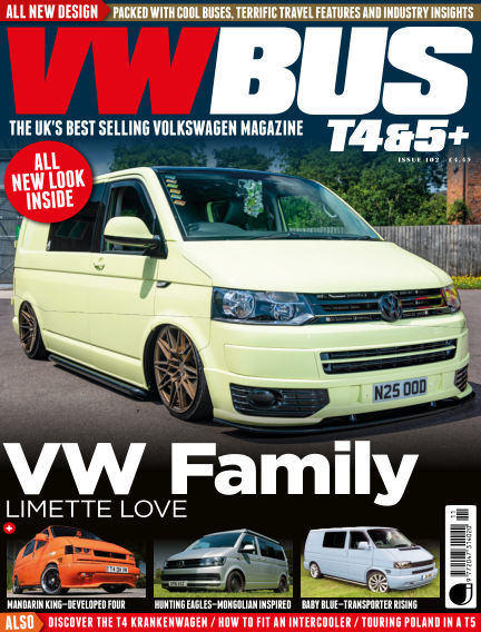 VW Bus T4 & T5+ October 14, 2020 00:00