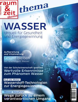 raum&zeit thema Wasserenergie