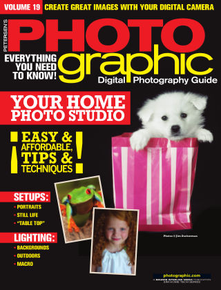 Petersen's Photographic Digital Photography Guide Summer 2013