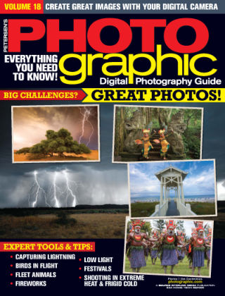 Petersen's Photographic Digital Photography Guide Spring 2013