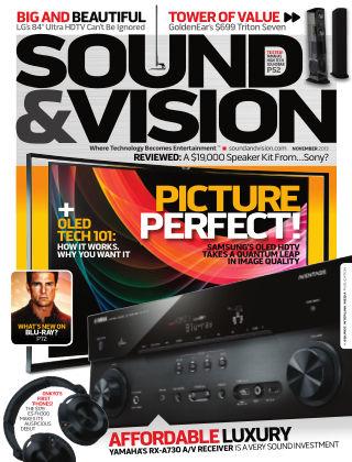 Sound & Vision November 2013