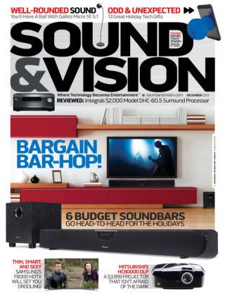 Sound & Vision December 2013