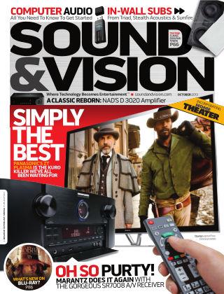 Sound & Vision October 2013