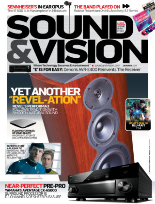 Sound & Vision January 2014