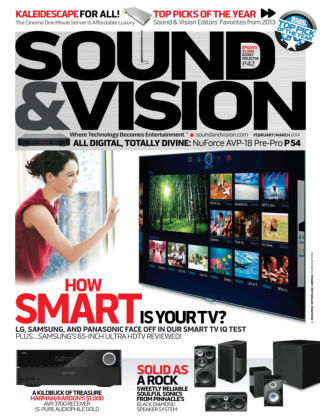 Sound & Vision Feb / Mar 2014