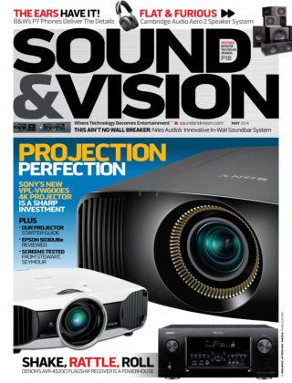 Sound & Vision May 2014
