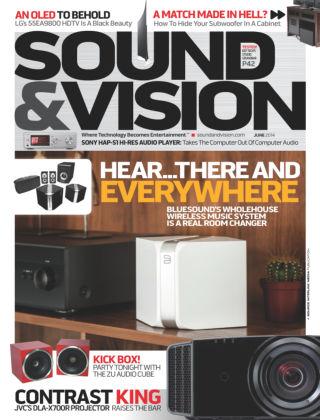Sound & Vision June 2014