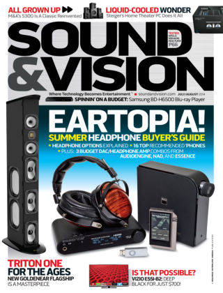 Sound & Vision July / August 2014