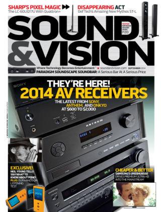 Sound & Vision September 2014