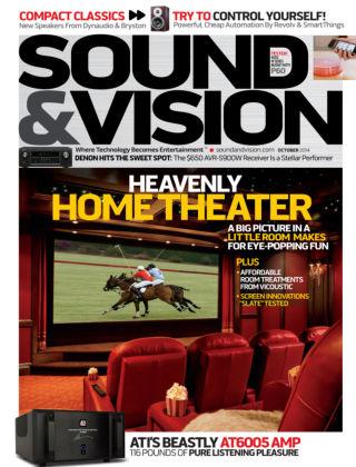 Sound & Vision October 2014