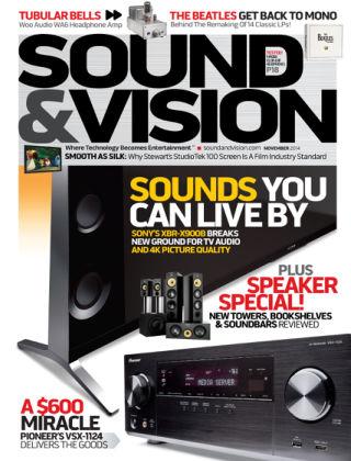 Sound & Vision November 2014