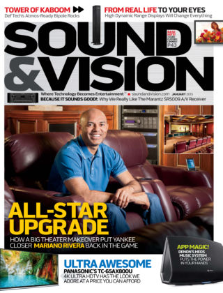 Sound & Vision January 2015