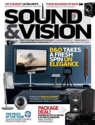 Sound & Vision Feb / March 2015