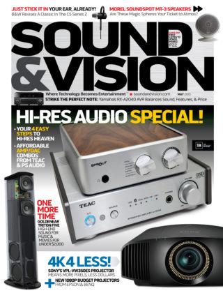 Sound & Vision May 2015