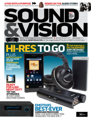 Sound & Vision July / August 2015