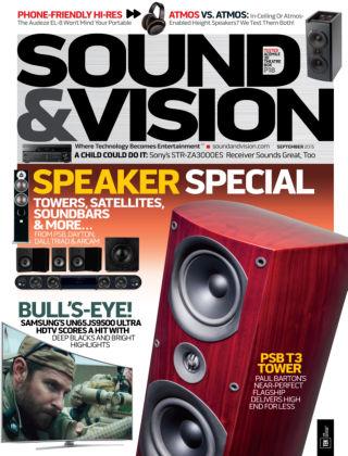 Sound & Vision September 2015