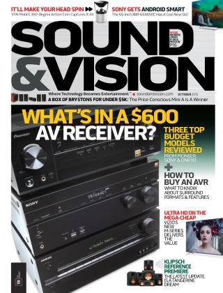 Sound & Vision October 2015